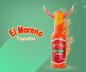 El Moreno Hot Sauce